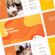Media Deck for Fundación Probitas. A Design und Grafikdesign project by Katya Kovalenko - 26.12.2018