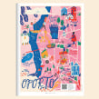 Mapas. Un projet de Illustration, Conception éditoriale et Illustration numérique de Natalia Rojas - 26.12.2019