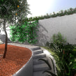 SketchUp: Jardim casa Vila Madalena. A 3-D, Architektur, L, schaftsbau, 3-D-Modellierung, Digitale Architektur und 3-D-Design project by Guilherme Coblinski Tavares - 03.07.2016