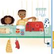 Running on Sunshine . Un proyecto de Ilustración, Ilustración digital e Ilustración infantil de Giovana Medeiros - 03.08.2020