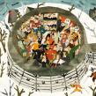 Diary of a Time Traveller. Un proyecto de Ilustración de Nicholas Stevenson - 14.08.2015