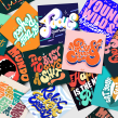 Procreate projects. A Illustration, Lettering, Digital illustration, and Digital Lettering project by Ana Moreno - 08.15.2020