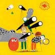 Impossível. Un projet de Illustration, Illustration jeunesse , et Narration de Catarina Sobral - 30.08.2018
