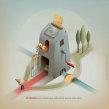Mi Proyecto del curso: Ilustración para mentes creativas: reinventa lo cotidiano. Un proyecto de Ilustración, Ilustración vectorial e Ilustración digital de Cristian Turdera - 25.03.2020
