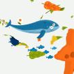 Naturgy Ecoeasy. Un projet de Animation 2D, Animation 3D et Illustration numérique de Andrea Gendusa - 08.10.2020