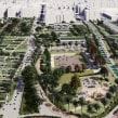 Renders PAI barrio Benimaclet (Valencia). Un projet de 3D, Architecture et Infographie de Salva Moret Colomer - 10.12.2018