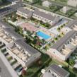 Renders urbanización L'Eliana. Un projet de 3D, Architecture, Infographie, Modélisation 3D , et ArchVIZ de Salva Moret Colomer - 15.09.2017