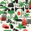 Ilustraciones revista Gato Pardo (La cuna de la narcocultura). Um projeto de Ilustração de Manuel Vargas - 09.09.2020