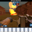 Battle of the outlaws (multiplayer unpublished prototype). A Videospiele und Videospielentwicklung project by Jose Goncalves - 13.01.2012