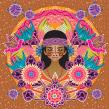 Día Internacional de la Mujer Indígena. Um projeto de Ilustração e Ilustração vetorial de Catalina Estrada Uribe - 15.09.2020