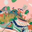 Havaianas Floripa. Un projet de Illustration et Illustration vectorielle de Marmota vs Milky - 20.09.2020