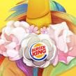 Burger King Crown. Un progetto di Illustrazione e Illustrazione vettoriale di Marmota vs Milky - 20.09.2020