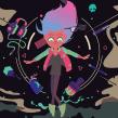 Pixel Show 2016. Un progetto di Illustrazione, Character Design e Illustrazione vettoriale di Marmota vs Milky - 21.09.2020