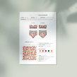 Tati Soko | SS 19/20 | Chile. Un projet de Mode, Création de motifs, St, lisme, Illustration numérique et Illustration textile de Mila Moura - 22.04.2019