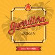 Salsas Dorsia. Un projet de Packaging, Calligraphie , et Lettering de Joaquín Seguí - 09.10.2020