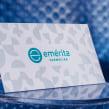 Farmacias Emérita.. Un proyecto de Diseño de logotipos de Christian Pacheco Quijano - 12.10.2020