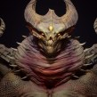 Demonragon (Unreal 4). A 3D, 3d modeling, and 3D Character Design project by Juan Novelletto - 10.12.2020