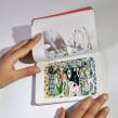 Theatre Book of The Elephant's Child by Rudyard Kipling. Un progetto di Illustrazione , e Papercraft di Karishma Chugani - 08.07.2020