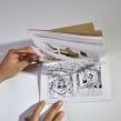 To Night and Back · Theatre Book, Paper Toys and Theatre Boxes. Un progetto di Illustrazione, Papercraft , e Disegno artistico di Karishma Chugani - 15.10.2020