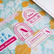 Ana Blooms Design House. Um projeto de Ilustração, Br, ing e Identidade, Design gráfico, Pattern Design e Design de logotipo de Ana Blooms - 15.10.2020