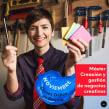 Máster Creación y gestión de negocios creativos. Un proyecto de Educación de Mònica Rodríguez Limia - 19.10.2020