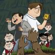 Agencia de Detectives Escolares 2. Um projeto de Ilustração e Ilustração infantil de Jimena S. Sarquiz - 01.09.2013