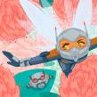 Portada Empire. Um projeto de Ilustração e Ilustração digital de Jimena S. Sarquiz - 21.10.2018