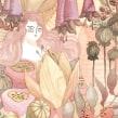 Botanical Illustration. Un projet de Illustration, Aquarelle et Illustration botanique de Pepa Espinoza - 29.10.2020