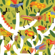 Ecotoxicologia. A Illustration, Drawing, Children's Illustration, and Editorial Illustration project by Ana Matsusaki - 11.02.2020