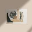 Collages. Un proyecto de Collage y Pintura a la acuarela de Koi Samsa - 02.11.2020