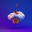 Cello 4 All. A Illustration, Fotografie, 3-D und Kunstleitung project by Francisco Cortés - 13.04.2020
