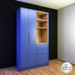 SketchUp e V-Ray: Armário multiuso . A Design, 3-D, Architektur, Möbeldesign, Innenarchitektur, Innendesign und 3-D-Modellierung project by Guilherme Coblinski Tavares - 03.11.2020