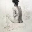 Silence Turns. A Bildende Künste, Bleistiftzeichnung, Zeichnung, Realistische Zeichnung, Artistische Zeichnung und Anatomische Zeichnung project by Shane Wolf - 03.11.2020