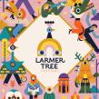 Larmer Tree Festival Poster. Un projet de Illustration , et Conception d'affiche de Owen Davey - 06.02.2020