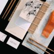 Kiyoshi. Um projeto de Br e ing e Identidade de Monotypo Studio - 09.11.2020