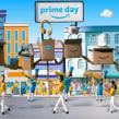Amazon. Un projet de 3D, Animation, Papercraft, Animation de personnage, Animation 2D , et Animation 3D de Camille Labarre - 18.05.2019