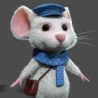 Raton Perez. A 3-D und 2-D-Animation project by Carlos Sifuentes Haro - 20.11.2020