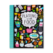 Playing With Food. A Children's Illustration project by Louise Lockhart - 11.20.2020