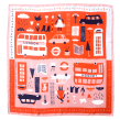 Silk Scarf Designs. A Design, and Textile illustration project by Louise Lockhart - 09.28.2018