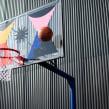 Basketball Court Hangar4. Un proyecto de Arte urbano de Marco Oggian - 26.11.2020