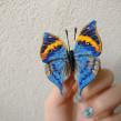 Butterflies. Un proyecto de 3D y Bordado de shan - 27.11.2020