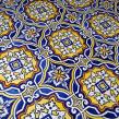 Hand painted traditional Portuguese tiles - Moreira 257. Un projet de Céramique de Gazete Azulejos - 30.11.2020