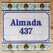 Personalized mural for a bar. A Ceramics project by Gazete Azulejos - 11.30.2020