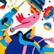 As Mulheres e as Tecnologias. Um projeto de Artesanato, Escultura e Ilustração vetorial de Naíma Almeida - 15.09.2018