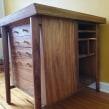Escritorio. A Furniture Design, Interior Design, and Woodworking project by Estudio Caribe - 07.30.2020