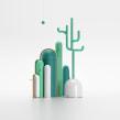 Paisaje Cerámica. A Illustration, 3-D, 3-D-Modellierung und Keramik project by Francisco Cortés - 22.11.2019