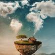 """""""ONE"""" Partnership with Adobe Photoshop. Un progetto di Creatività, Arte concettuale, Fotografia digitale, Design digitale , e Fotomontaggio di Natacha Einat - 13.12.2020"""
