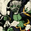 Fujin. Un projet de Illustration et Illustration numérique de Daniele Caruso - 15.12.2020