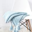 Colección Mantas de Bebé para KNITIVE- Ocean Blanket y Falling Blanket. A Crafts, Pattern Design, and Fiber Arts project by Marta Porcel Vilchez - 08.20.2019