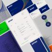 Estec   Branding . Um projeto de Br, ing e Identidade e Design de logotipo de Andrés Ávila - 21.12.2020